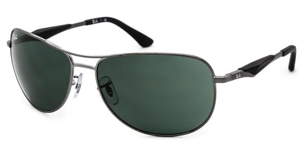 a1f2a67056d Ray-Ban RB3519 Active Lifestyle 004 71 Sunglasses Grey ...