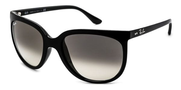 79ff54752c Ray-Ban RB4126 Cats 1000 601 32 Sunglasses in Black ...