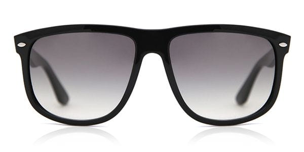 a09fa601d8 Ray-Ban RB4147 Highstreet 601 32 Sunglasses Black