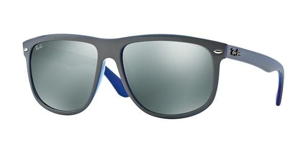 893adc1500bc Ray-Ban RB4147 Highstreet 6041 40 Sunglasses Blue