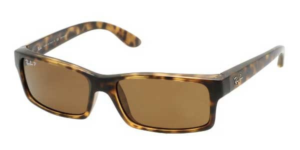 c4503a7b290f64 Ray-Ban RB4151 Active Lifestyle Polarized 710 57 C Sunglasses Gold ...