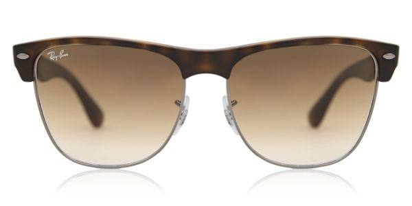 f751ac128a Ray-Ban RB4175 Clubmaster Oversized 878 51 Sunglasses Tortoise ...