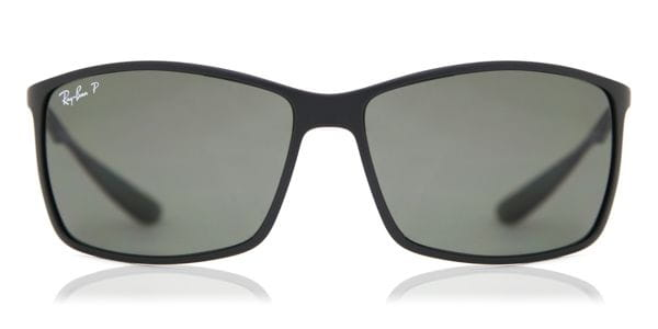 dc053459e Anteojos de Sol Ray-Ban RB4179 LiteForce Polarized 601S/9A Negro ...