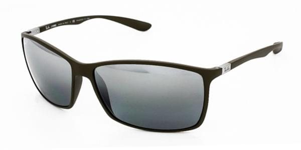 a527a1236a12 Ray-Ban RB4179 LiteForce Polarized 882 82 Sunglasses Green ...