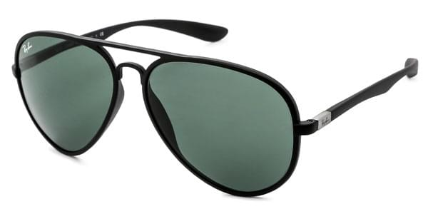 78b1691974 ... where to buy lentes de sol ray ban rb4180 aviator liteforce 601s 71  99aca 00c45 ...