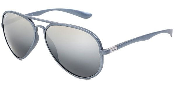 7fe4cfb4132 Ray-Ban RB4180 LiteForce 6017 88 Sunglasses Silver
