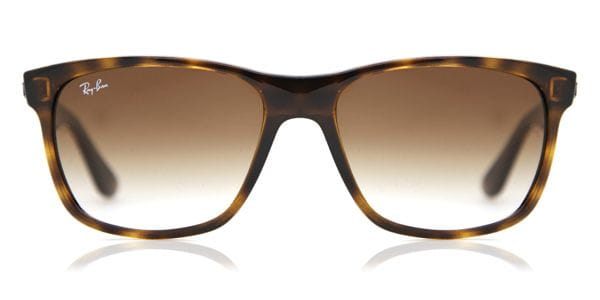 59e1b4dd974 Ray-Ban RB4181 Highstreet 710 51 Sunglasses Tortoise ...