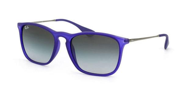 Image of Occhiali da Sole Ray-Ban RB4187F Chris Asian Fit 899/8G