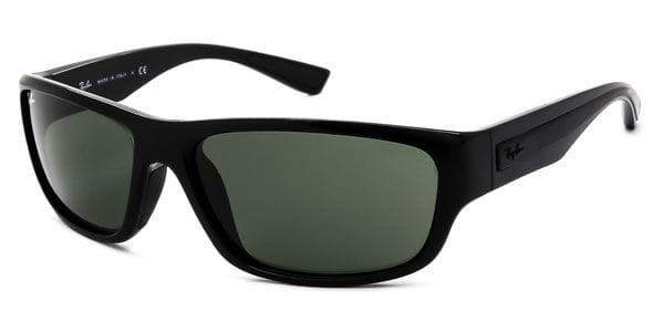 8c37c9be36 Ray-Ban RB4196 Active Lifestyle 601 Sunglasses Black ...