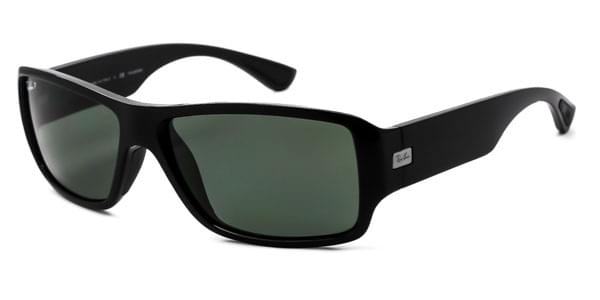 ce1c023f5f0 Ray-Ban RB4199 Active Lifestyle Polarized 601 9A Sunglasses Black ...