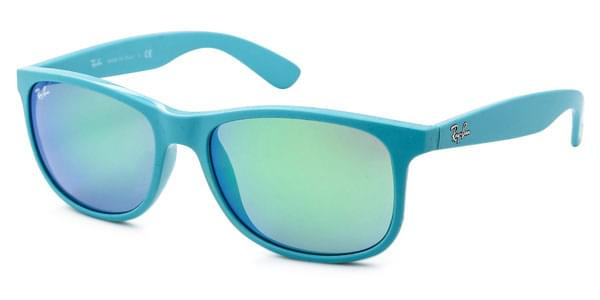 988d3878ef Ray-Ban RB4202F Andy Asian Fit 60723R Sunglasses Blue