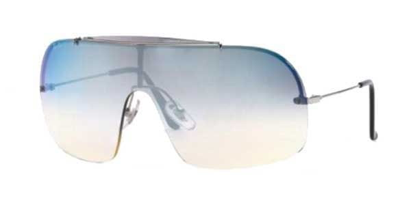 602e5d6891 Ray-Ban RB3160 Wings II 003 Z1 Sunglasses Silver
