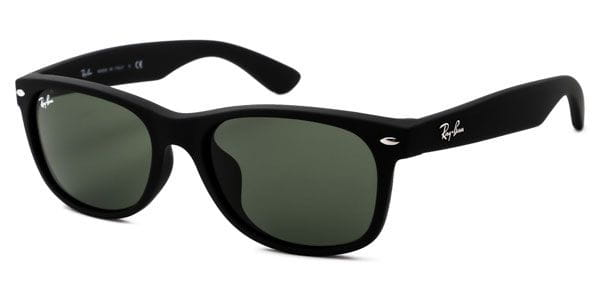 58c9bdce798 Ray-Ban RB2132 New Wayfarer 622 Sunglasses Black