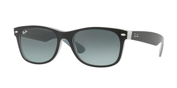 Ray-Ban RB2132 New Wayfarer 630971 Sunglasses Black ... 628ce705a9a65