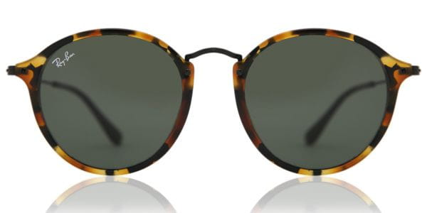 a4d5cf74bb Ray-Ban RB2447 Round Fleck 1157 Sunglasses Tortoise