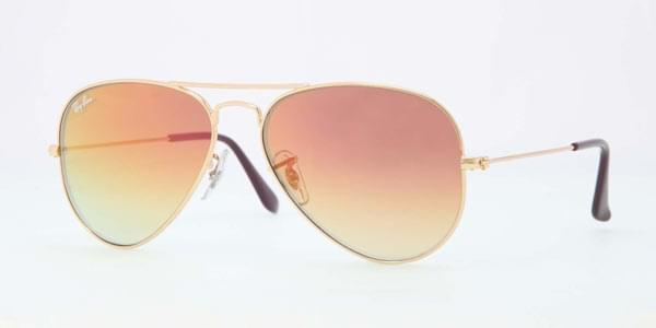 Ray-Ban RB3025 001 70 Sunglasses in Gold   SmartBuyGlasses USA 276e28d74c