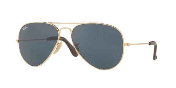 Lunettes de Soleil Ray-Ban RB3025 Aviator Large Metal 183 R5 Or ... ca514b5f02b7