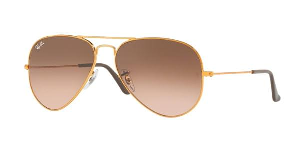 Ray-Ban RB3025 Aviator Large Metal 9001A5 Sunglasses Gold ... 8eee75cf4d