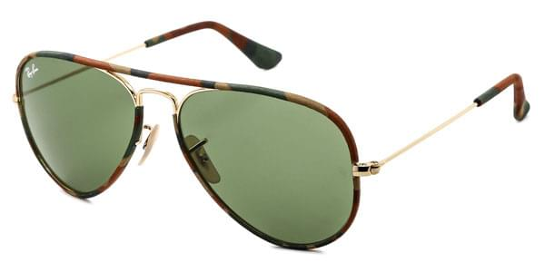 Gafas de Sol Ray-Ban RB3025JM Aviator Full Color 168/4E
