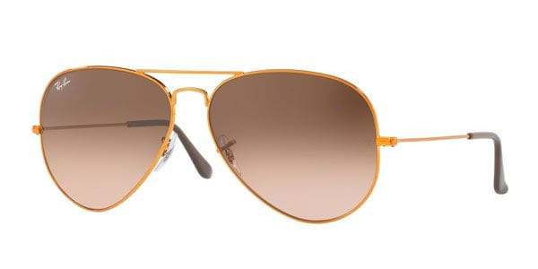 91ca3143da82d Ray-Ban RB3026 Aviator Large Metal II 9001A5 Sunglasses Gold ...