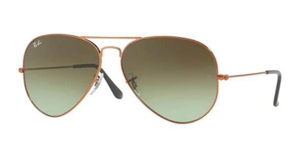 Gafas de Sol Ray-Ban RB3026 Aviator Large Metal II 9002A6