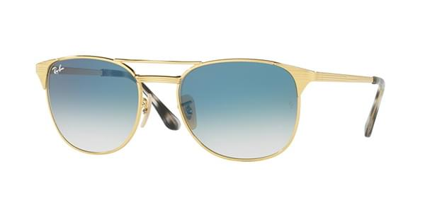 382bcb4ea8 Ray-Ban RB3429M 001 3F Sunglasses Gold