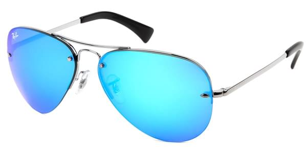 ray-ban sunglasses rb3449 highstreet 004/55