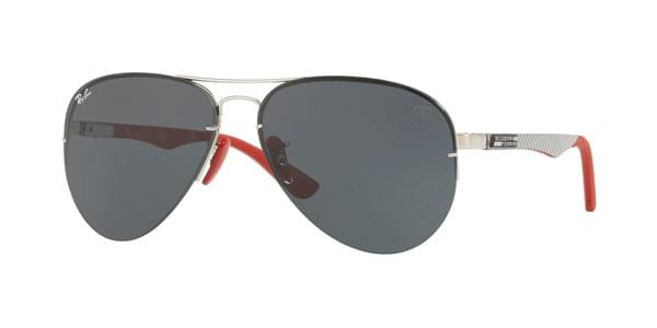 ebf7205761 Ray-Ban RB3460M F01387 Silver Sunglasses