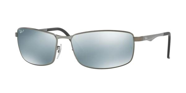 d51085ef279 Ray-Ban RB3498 Active Lifestyle Polarized 029 Y4 Sunglasses Grey ...