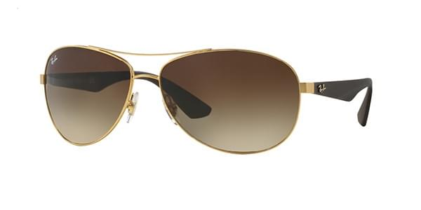 d690afe41b0 Ray-Ban RB3526 Active Lifestyle 112 13 Sunglasses in Gold ...
