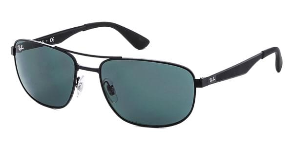 cb5ca842d80 Ray-Ban RB3528 Active Lifestyle 006 71 Sunglasses Black ...