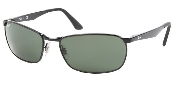 679b4915181 Ray-Ban RB3534 002 Sunglasses Black