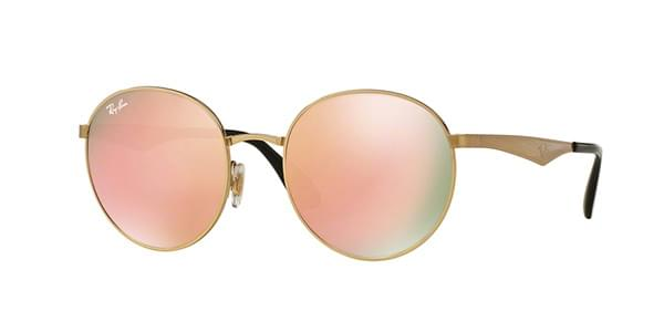 a992562741 Ray-Ban RB3537 Highstreet 001 2Y Sunglasses Gold