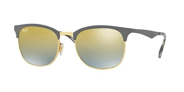 244427eb55 Ray-Ban RB3538 Highstreet 9007A7 Sunglasses Grey