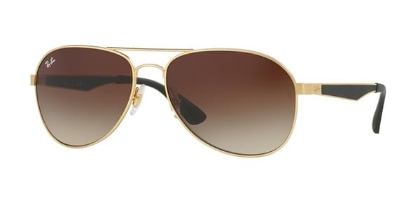 a99af9a589 Ray-Ban RB3549 112 13 Sunglasses in Gold