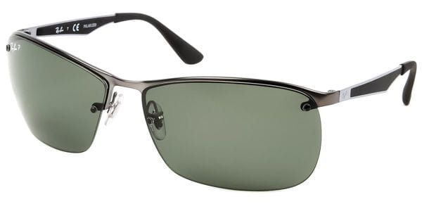 9bbd4aa30dc Ray-Ban RB3550 Polarized 029 9A Sunglasses