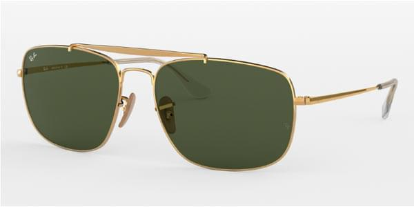 f2949983bbb Ray-Ban RB3560 001 Sunglasses Gold