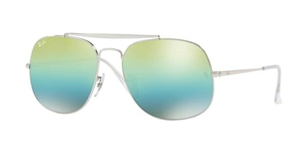 c689bfeff77 Ray-Ban RB3561 The General 003 I2 Sunglasses Silver ...