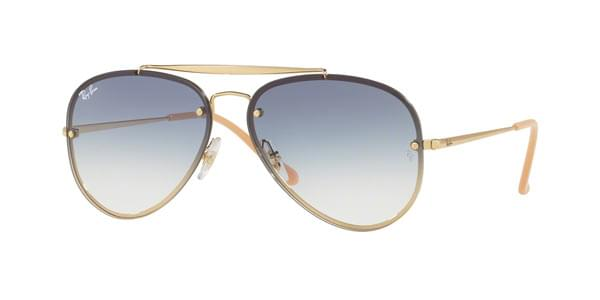 Ray-Ban RB3584N Blaze Aviator 001 19 Sunglasses Gold ... e2aa80cd7f
