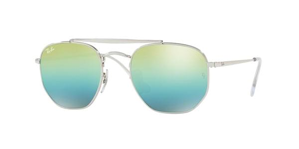 0e558fe54f2 Ray-Ban RB3648 The Marshal 003 I2 Sunglasses Silver ...