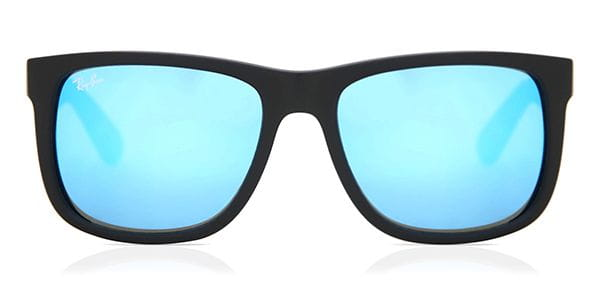 0bf79afb771 Ray-Ban RB4165 Justin Color Mix 622 55 Sunglasses Black ...