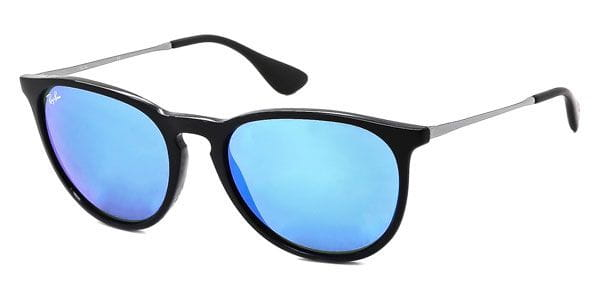 fe51f9e54e823 Ray-Ban RB4171 Erika Color Mix 601 55 Sunglasses Black ...