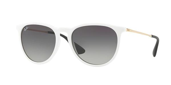 Lentes de Sol Ray-Ban RB4171 Erika 631411 Blanco   VisionDirecta Chile fd70a08d00