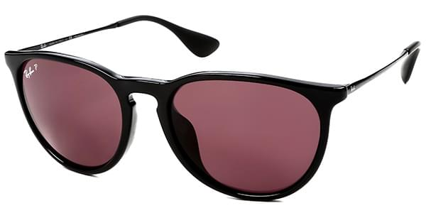 Ray-Ban RB4171F Erika Velvet Asian Fit 601 5Q Sunglasses Black ... 1f692f2310