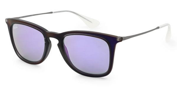 8fdd6b8a19 Ray-Ban RB4221 Youngster 61684V Sunglasses Purple