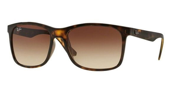 7da98537a7 Ray-Ban RB4232 710 13 Sunglasses in Brown