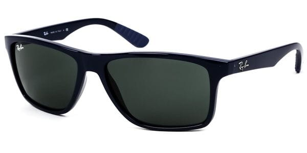 ca31d710b3 Ray-Ban RB4234 Active Lifestyle 619771 Sunglasses Blue ...