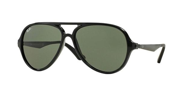 e969209357 Ray-Ban RB4235 Active Lifestyle 601 Sunglasses Black