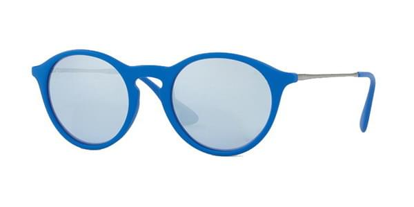 612dea6143 Ray-Ban RB4243 Youngster 62631U Sunglasses Blue