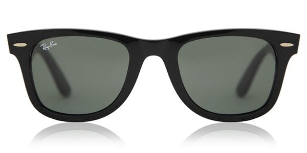 5a04f65cfa Ray-Ban RB4340 601 Sunglasses Black